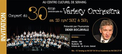Invitation Concert Variety 25 nov 2017 opt